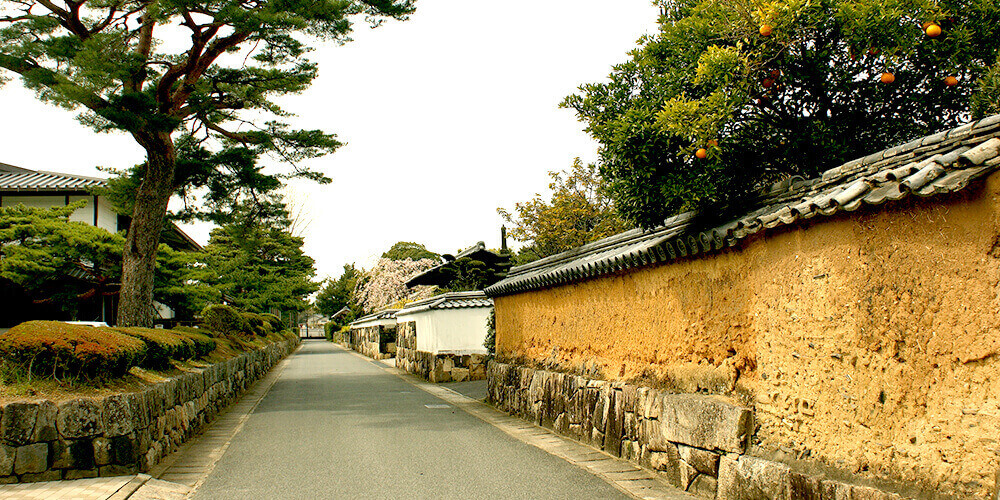 世界遺産・萩城下町の中の宿