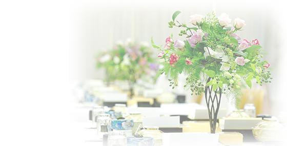 ウェディング花画像