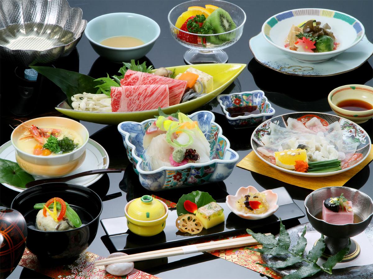 【萩の花物語】女子旅にも人気のお気軽和会席プラン♪維新の歴史と食を楽しむ☆ミ