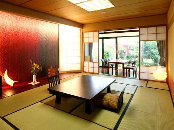 お夕食はお部屋でという方に、ゆっくり過ごすお部屋食プラン。