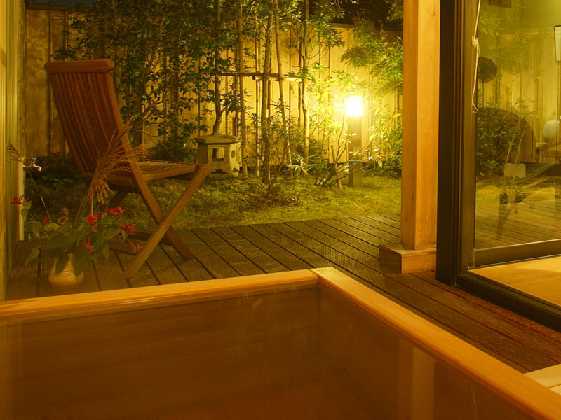 【お任せスイート♪モニタープラン】露天付客室で萩を愉しむ。世界遺産と旬の味覚。