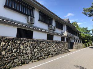 北門屋敷 旧表門